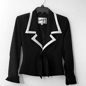 Tempo Paris Blazer black